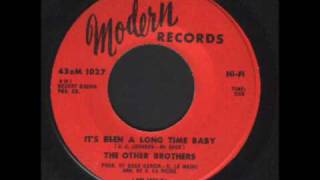 The Other Brothers - Its been a long time baby - northern soul.wmv