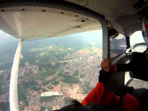 Skydiving in Segamat Johor