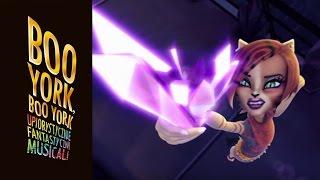 Toralei kradnie głos Catty | Monster High