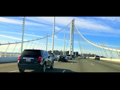 Highway 1- San Francisco to Monterey via Santa Cruze.
