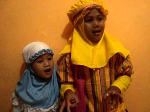 Rukun Islam by Khanza dan Zahra