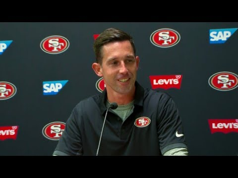 Kyle Shanahan Recaps Preseason Victory Over Chiefs