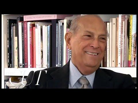 Exclusive interview with Oscar de la Renta