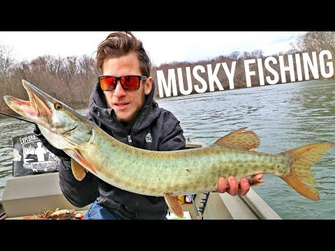 The Hunt For The Fish Of 10,000 Casts -...
