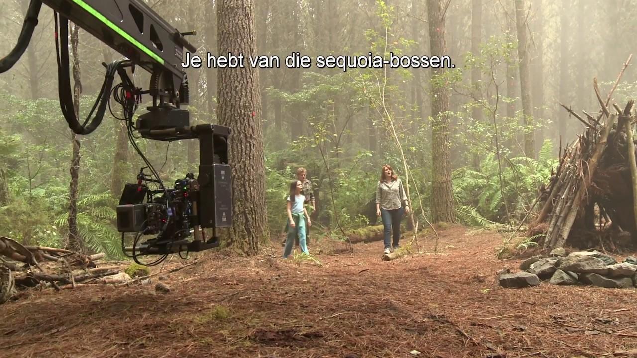 Peter & De Draak | Filmen In Nieuw-Zeeland | Disney BE
