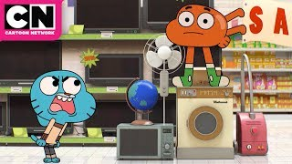 The Household Objects Anthem | The Amazing World of Gumball | Cartoon Network