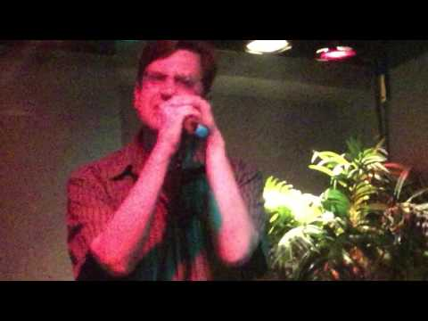 "Jim P karaoke cover of Tom Waits' ""Goin' Out West"""