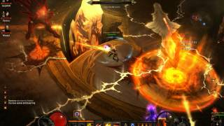 [D3] Diablo III Final Boss + Ending Cinematic (Hunter/Monk/Wizard)