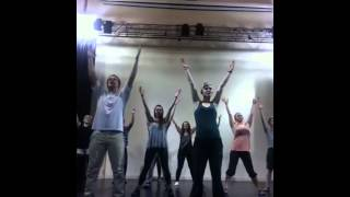 We Built This City On Rock And Roll - Dance Routine - London SouthBank University Drama Society 2013