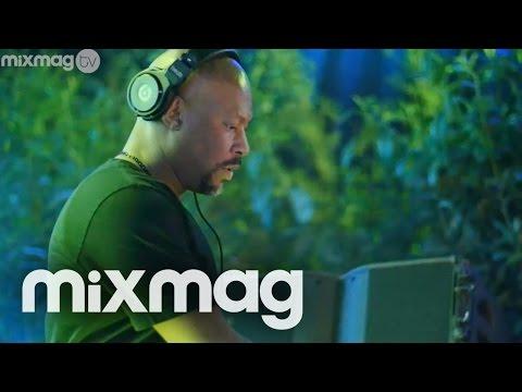 FLOORPLAN aka Robert Hood religious techno DJ set  @ Weather Festival Paris