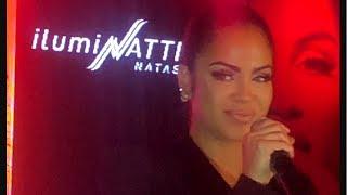 """Natti Natasha -Nos revela lo que representa """"Iluminatti""""su nuevo album"""