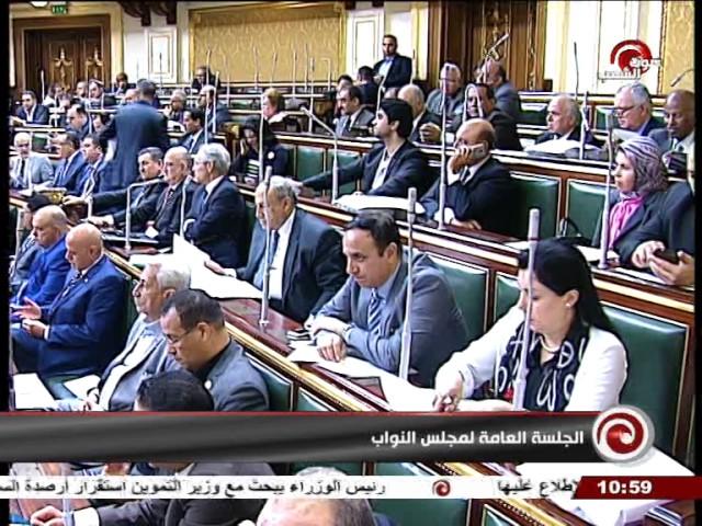 جلسة 2017⁄06⁄12׃ الجلسة العامة لمجلس النواب