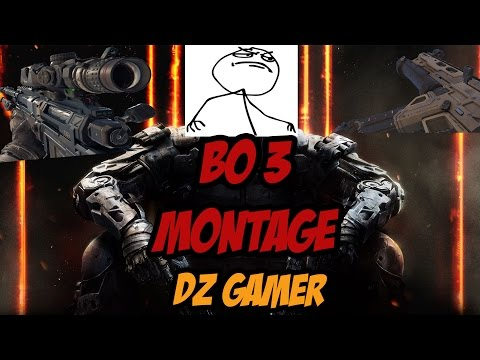 BLACK OPS 3 A LOCUS and A KUDA RELATIONSHIP (MONTAGE)
