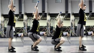 HOW To Overhead Squat: Mobility, Technique & Strength thumbnail