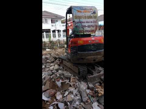 ให้เช่ารถแม็คโคร ให้เช่ารถขุดดิน รถตักดิน รับจ้างขนขยะ ขนเศษปูน รถหกล้อดั๊มให้เช่าโทร. 0843853360