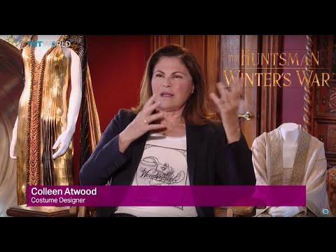 Showcase: Oscar-winning costume designer Colleen Atwood on her craft
