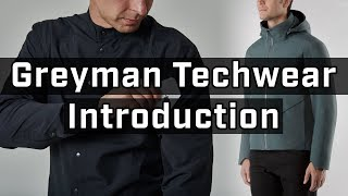What is Greyman Techwear?