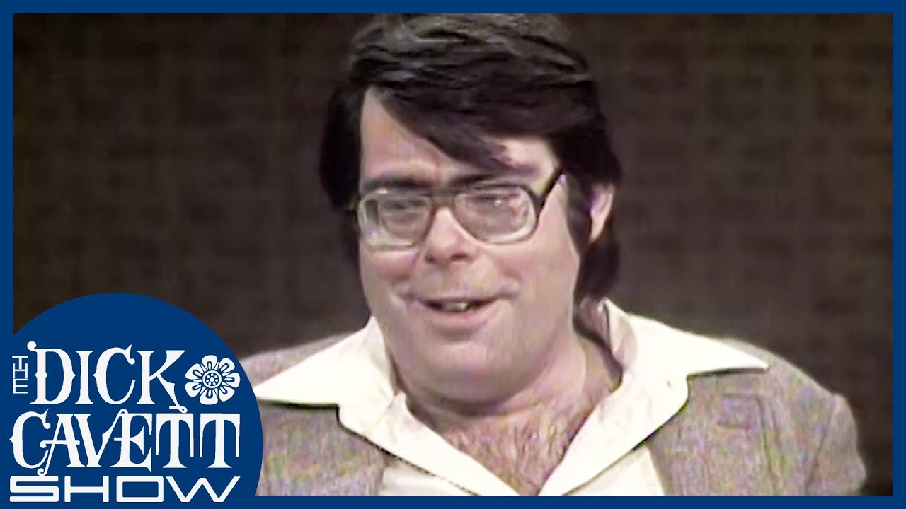 """Download Stephen King - """"I was warped as a child"""" 
