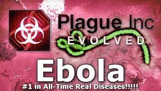 Plague Inc. Custom Scenarios - Ebola