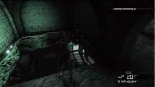 """Splinter Cell Conviction Insurgency DLC - """"King of the crypt"""" Achievement Guide"""