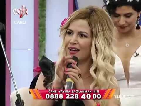 Aşığım Lan Ben Sana - Canlı performans (Ankaralı Serpil Yeni)