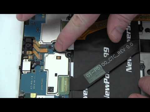 How To Replace Your Samsung GALAXY Tab 2 10.1 Battery