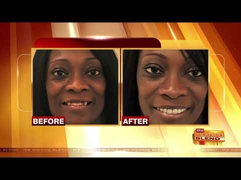 dr.-amy-camba-talks-dental-implants-on-the-morning-blend-on-wtmj-tv-in-milwaukee
