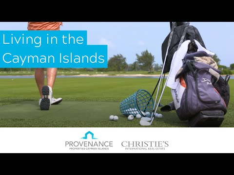 Cayman Islands' world-class 18-hole golf course a stone's throw from Camana Bay