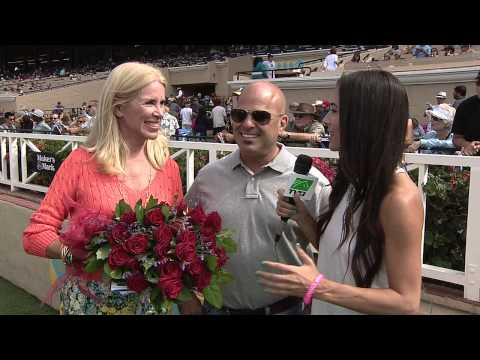 Peter Miller Interview CERF Stakes 9-3-2014