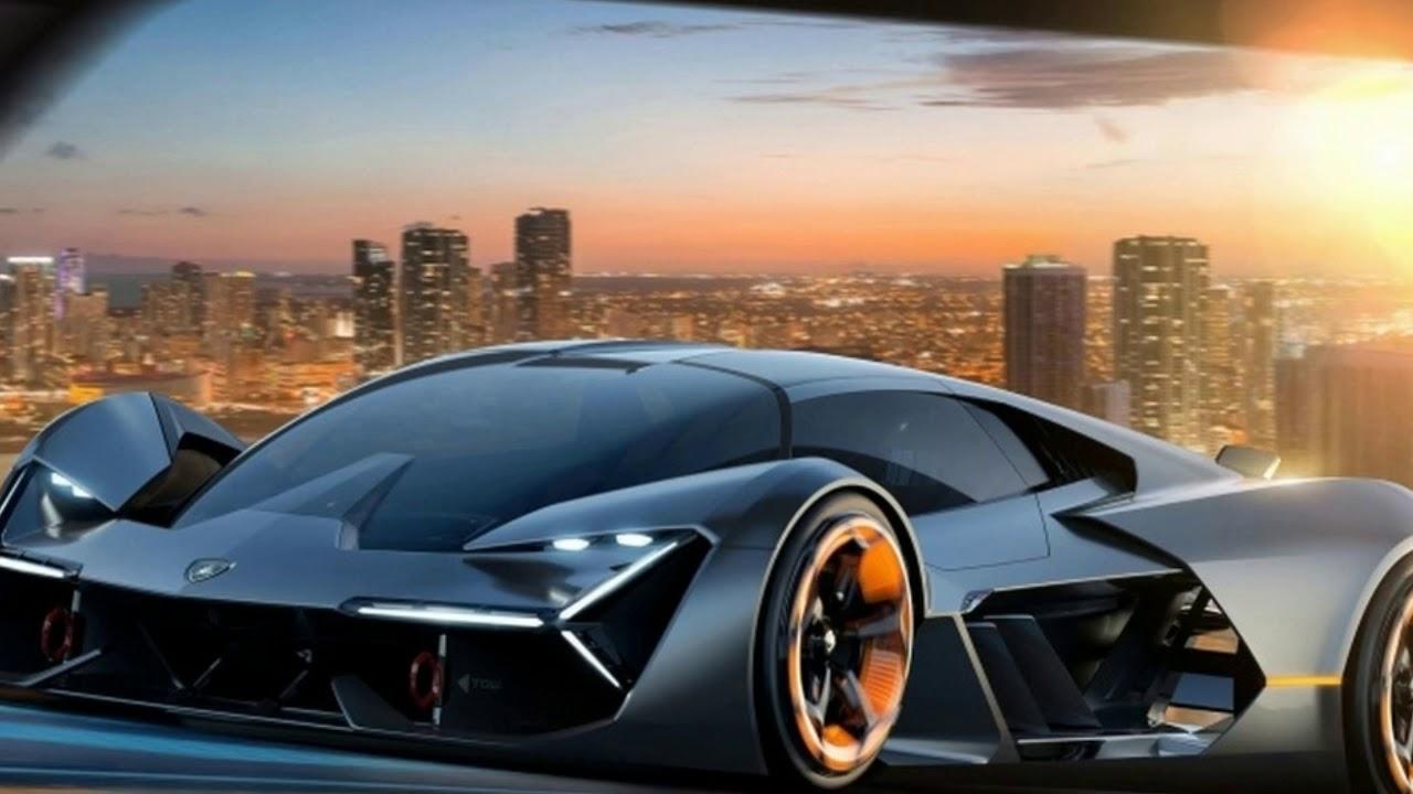 New Concept Supercar The Lamborghini Terzo Millennio Is A Brutally Fantastic Ev