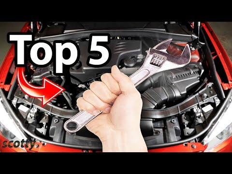 Top 5 Car Maintenance Tips Everyone Should Know