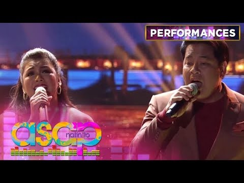 Regine Velasquez Alcasid & Martin Nievera In A Splendid World-class Performance | ASAP Natin 'To