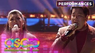 Regine Velasquez Alcasid & Martin Nievera in a splendid world-class performance | ASAP Natin 'To