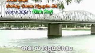 Viet Karaoke | Trích đoạn Đường Gươm Nguyên Bá | Trich doan Duong Guom Nguyen Ba