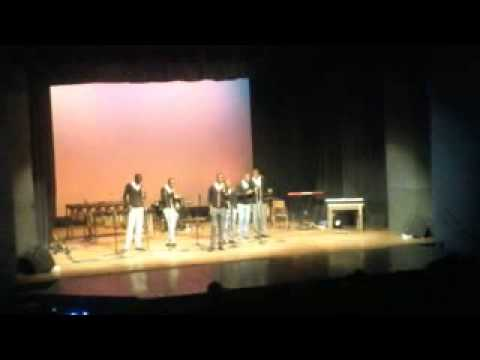 Equity Music Ministries at Bulawayo theatre