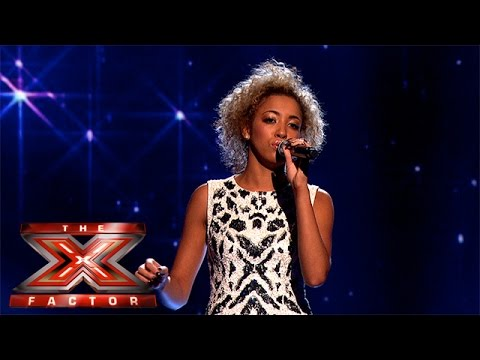 Kiera Weathers sings for survival with R.E.M. Classic | Week 1 Results | The X Factor 2015