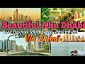 Beautiful Abu Dhabi~ Road trip from Sharjah to Abu dhabi via Sheikh Zayed Road Dubai