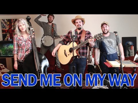 Rusted Root - Send Me On My Way (OFFICIAL Beef Seeds Cover)