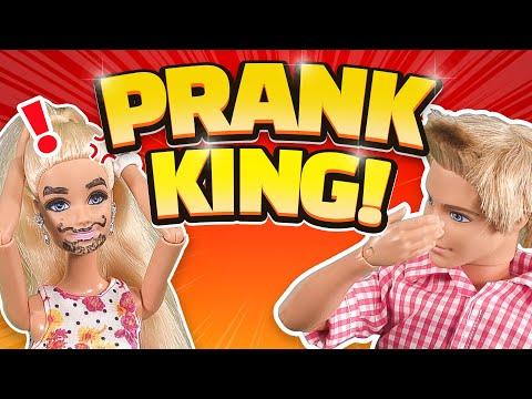Barbie - The King Of Pranks | Ep.178