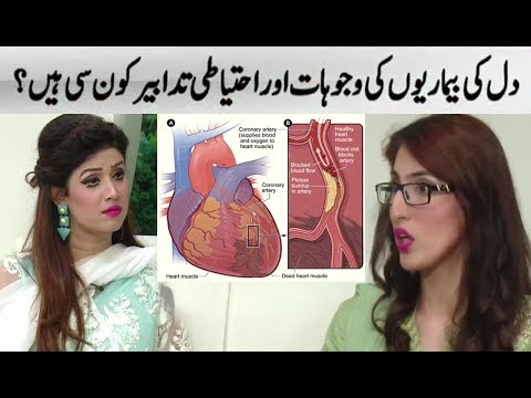 Neo Pakistan 12 July 2017 | What Casues Of Heart Desease