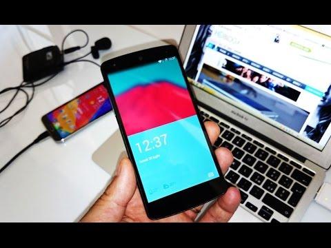 Nexus 5 con ROM CM11S: la Video Prova di HDblog.it