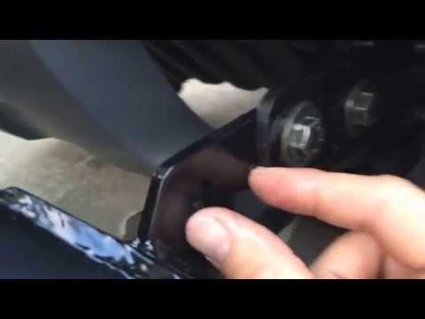 Chevy 2500hd Plow Push Plates