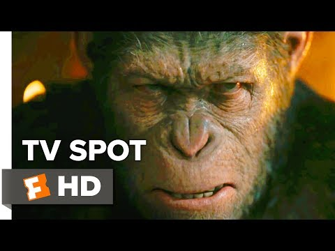 War for the Planet of the Apes TV Spot - Apes Together Strong (2017) | Movieclips Coming Soon