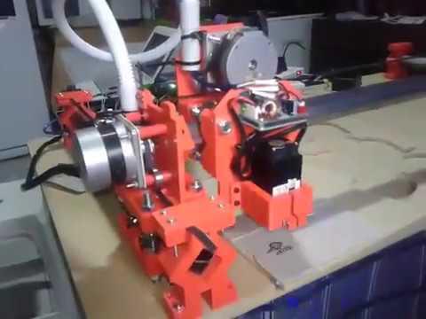 Maquina de Corte y Grabado Laser DIY