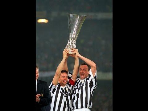 Jurgen Kohler nella Juventus