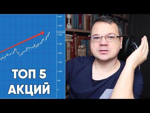 ТОП-5 САМЫХ НЕДООЦЕНЕННЫХ КОМПАНИЙ В РОССИИ. Какие акции могут хорошо вырасти в 2020 году!