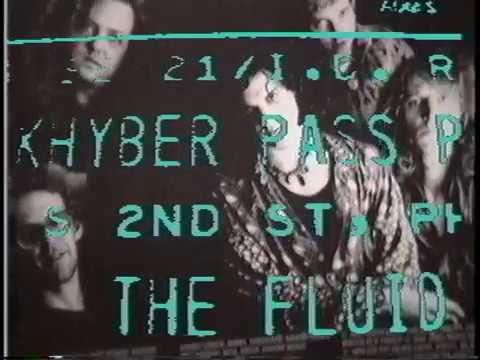 Fluid - (Khyber Pass Pub) Philadelphia,Pa 3.3.92 (Complete Show)