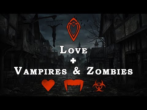 Love, Vampires & Zombies - Village Of Barovia Expansion | Running Curse Of Strahd 5e