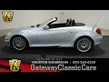 2005 Mercedes Benz SLK 55 AMG Gateway Classic Cars #645 Houston Showroom