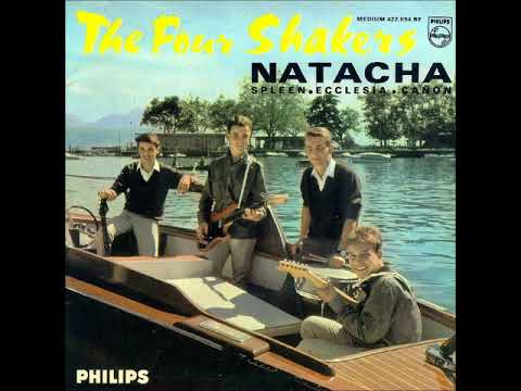 The Four Shakers - Natacha (1963)